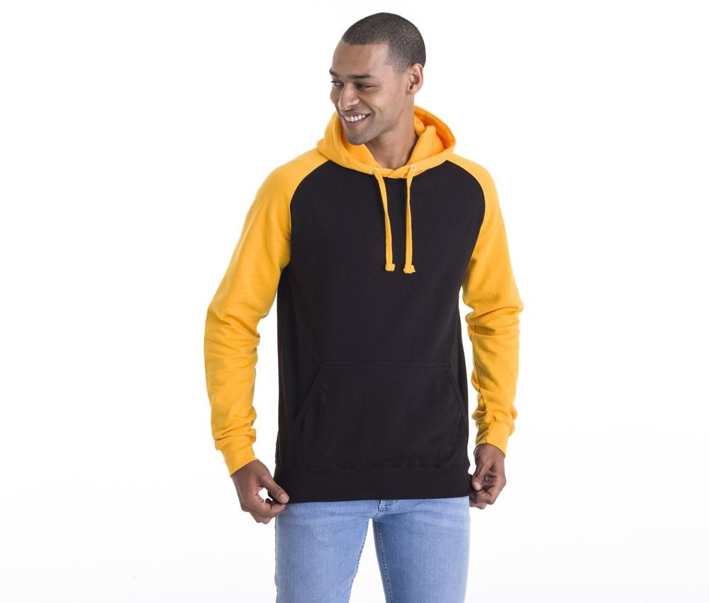 AWDIS JH009 - Baseball sweatshirt