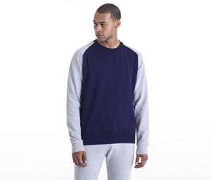 AWDIS JH033 - Baseball sweater