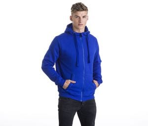 AWDIS JH150 - Heavy zipped hooded Graduate sweater