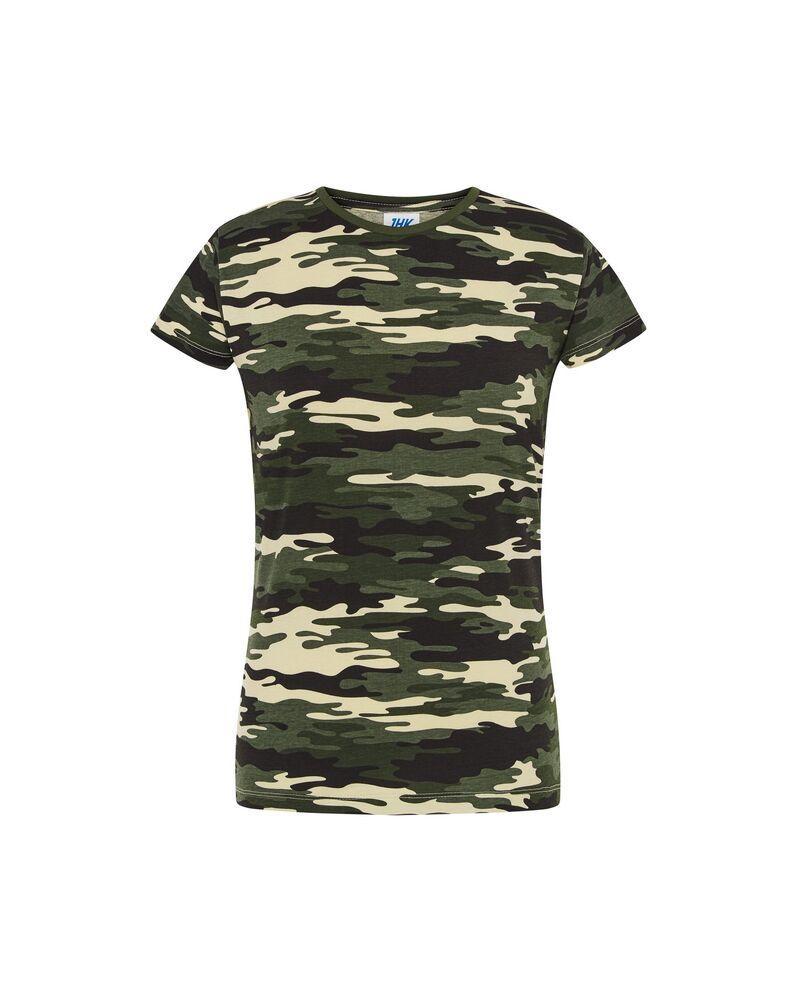 JHK JK150 - T-shirt femme col rond 155