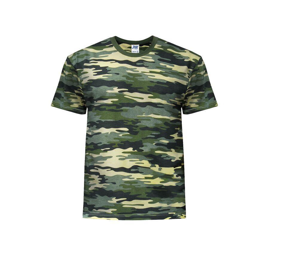 JHK JK155 - Men's round neck t-shirt 155