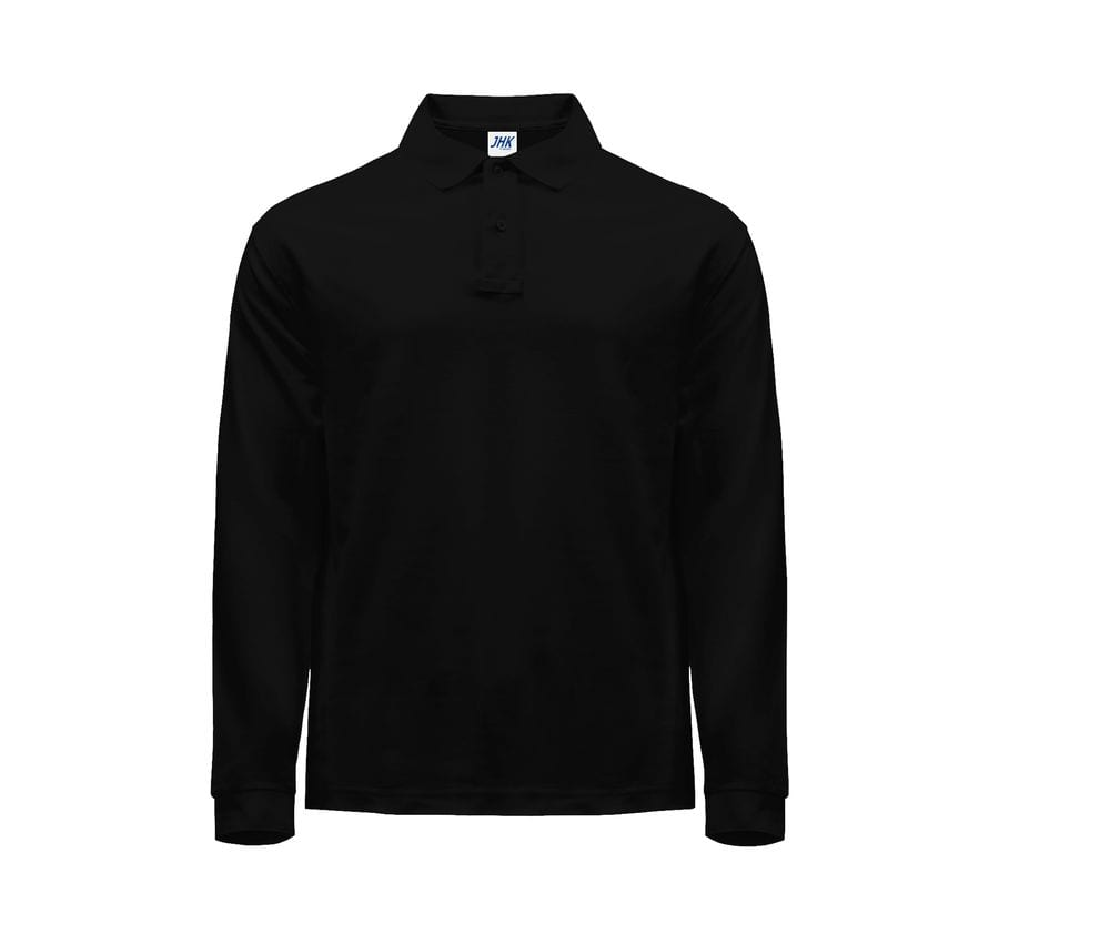 JHK JK215 - Long-sleeved man polo