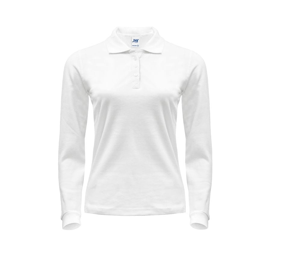 JHK JK216 - Long-sleeved 200 woman polo