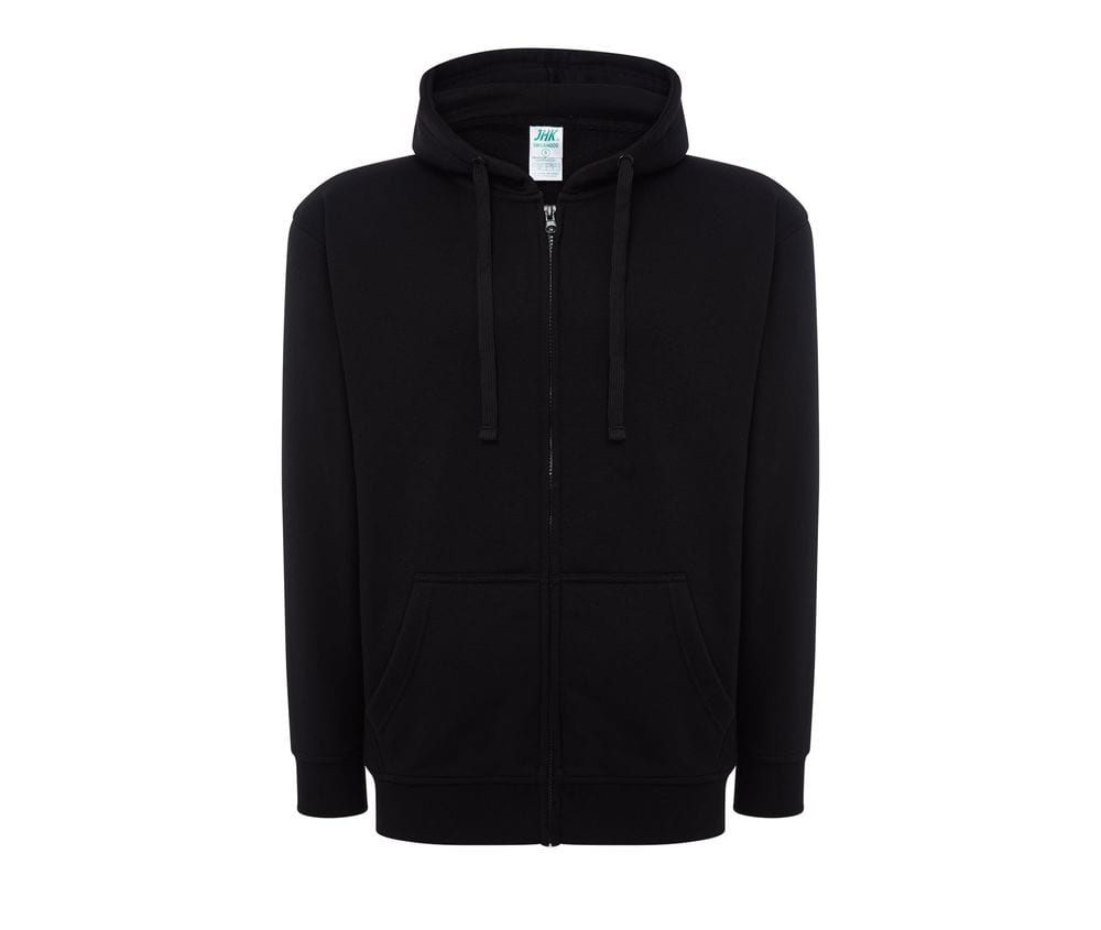 JHK JK297 - Zip-up hoodie