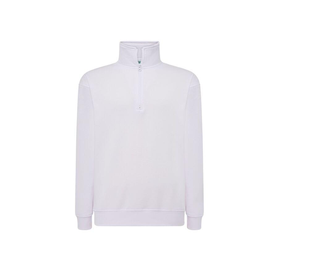 JHK JK298 - Zip neck sweatshirt