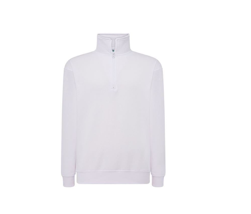 JHK JK298 - Zip neck sweatshirt
