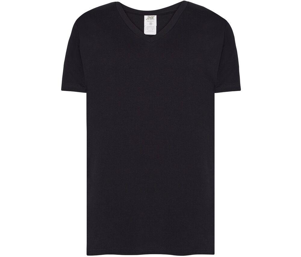 JHK JK401 - V-neck T-shirt 160