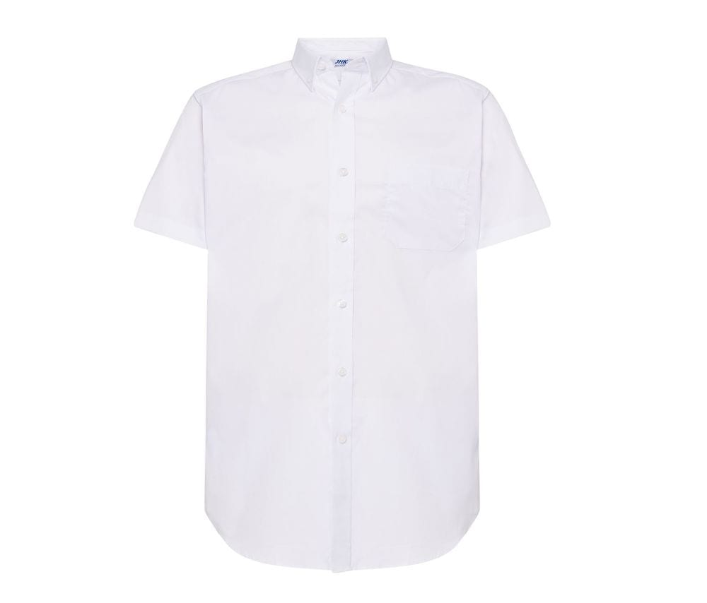 JHK JK605 - Oxford short sleeves men shirt
