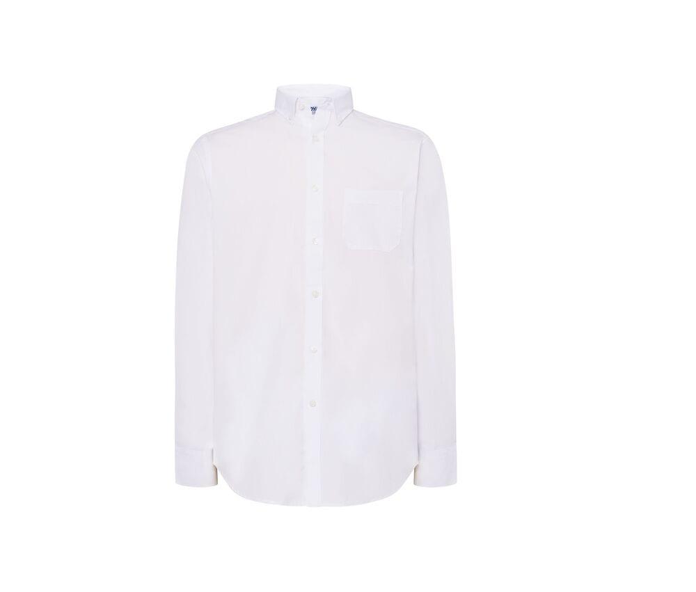 JHK JK610 - Popeline shirt for men