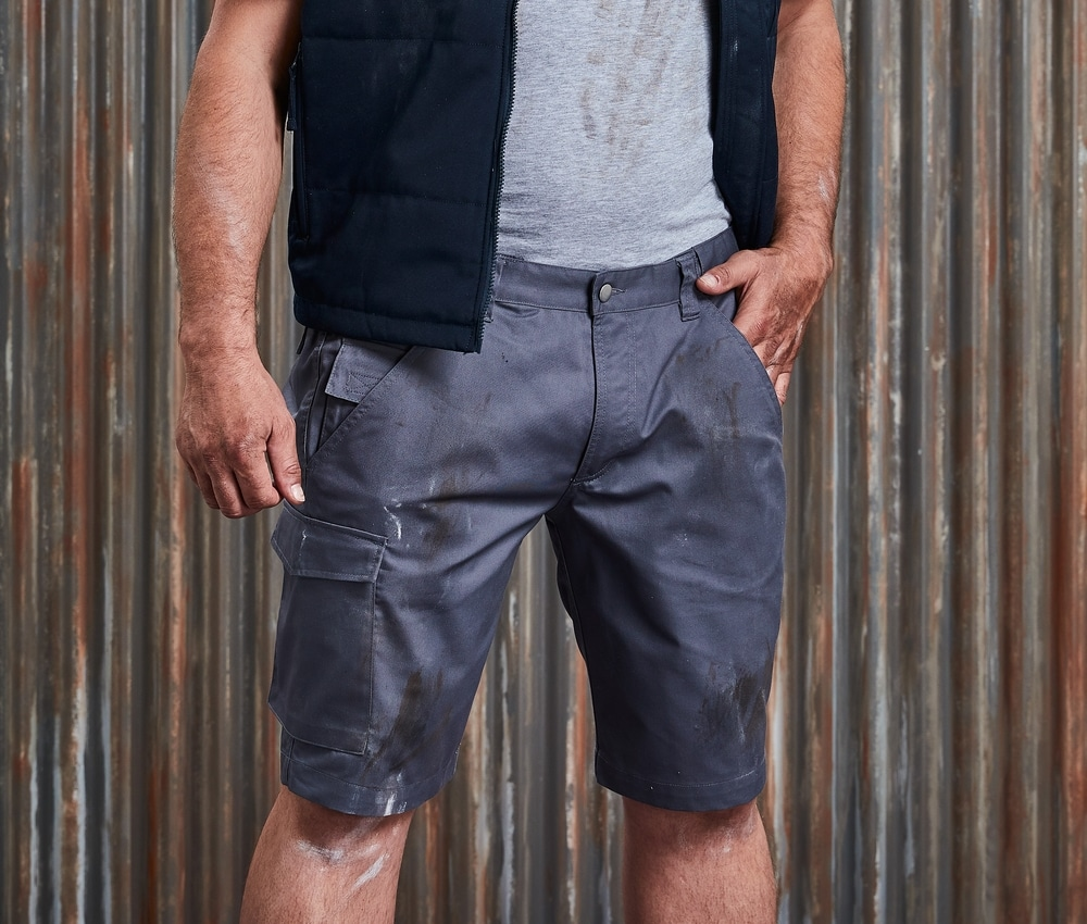 RUSSELL JZ002 - Work shorts for men