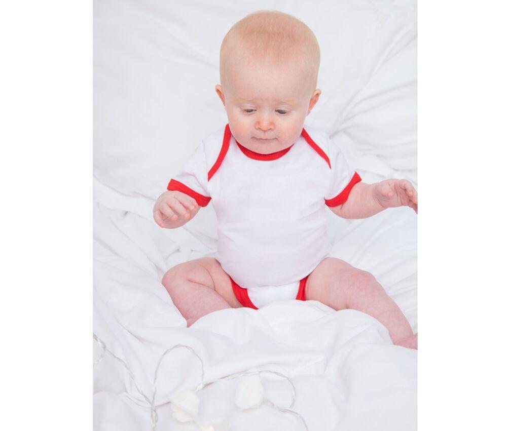 Larkwood LW503 - Baby bodysuit