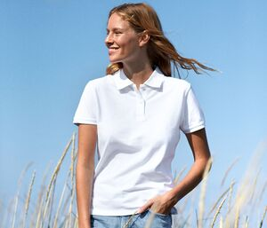 Neutral O22980 - Polo mulher eco-friendly