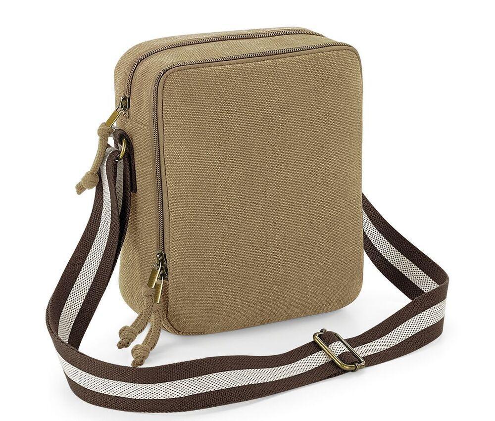 Quadra QD614 - Mini Vintage canvas bag