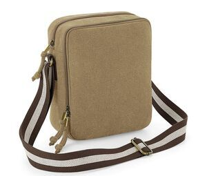 Quadra QD614 - Mini Vintage canvas bag