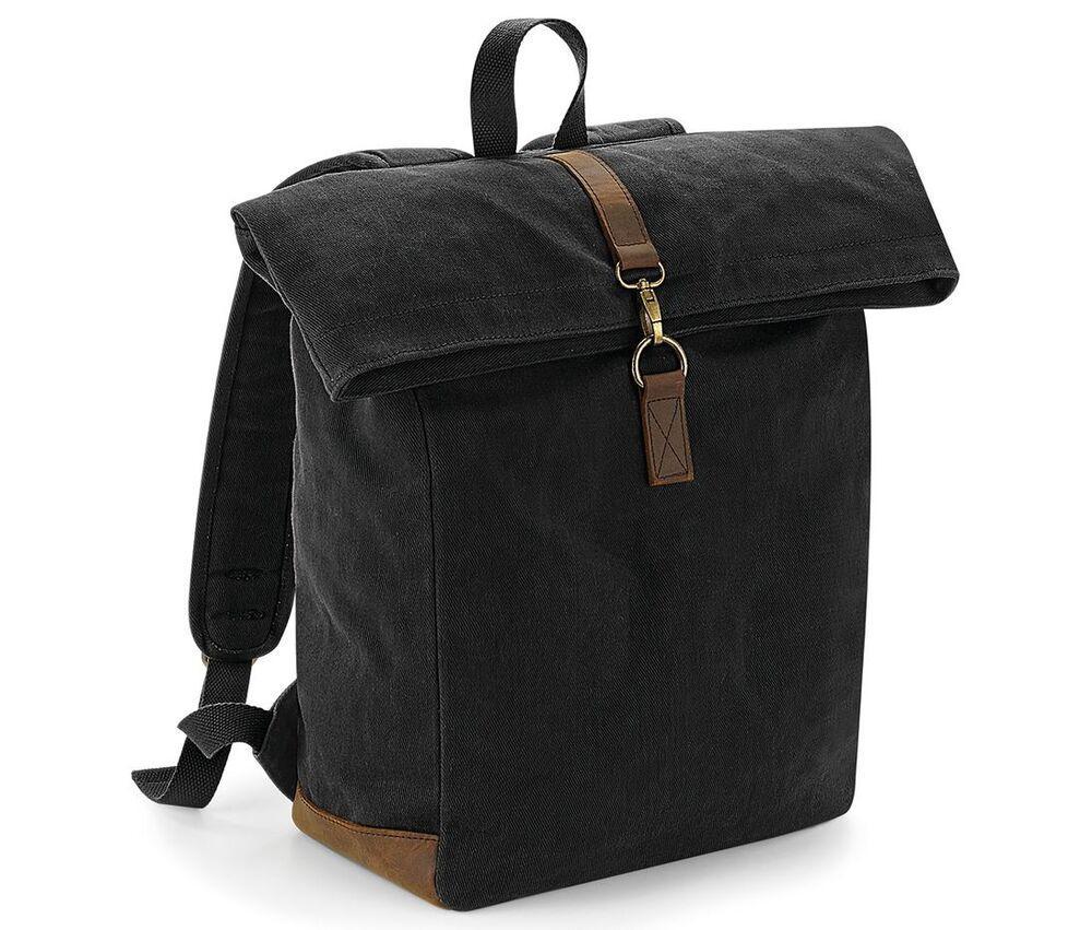 Quadra QD655 - Traditional oilcloth backpack
