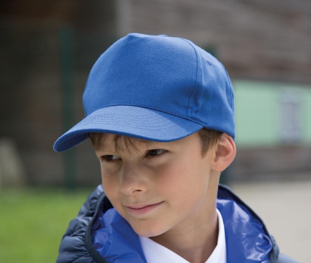 RESULT RC084J - Casquette enfant Boston