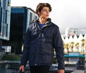 Regatta RGA147 - Breathable 3 in 1 Parka