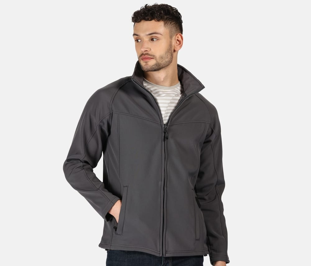 Regatta RGA642 - Interactive Softshell Jacket