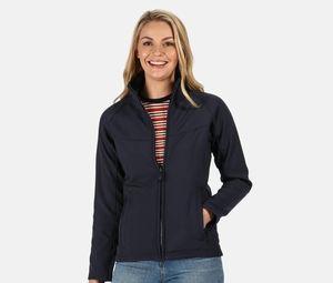 Regatta RGA645 - Womens Interactive Softshell Jacket