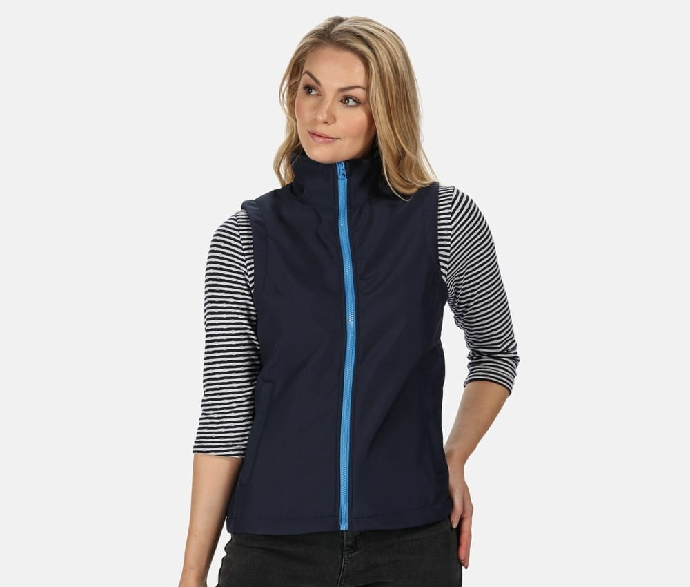 Regatta RGA845 - Softshell Bodywarmer Women
