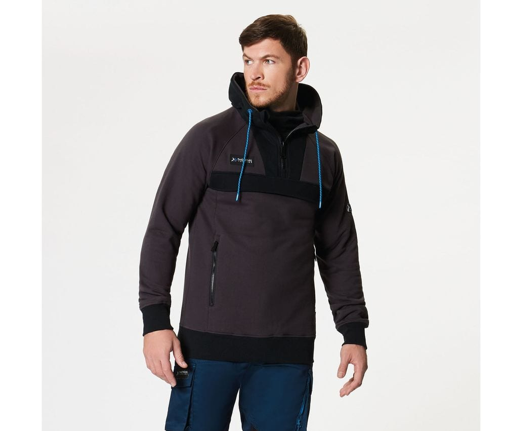 Regatta RGF521 - Assault zipped collar sweater
