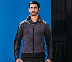 Regatta RGF523 - Contrast fleece jacket