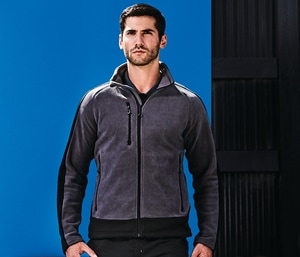 Regatta RGF523 - Contrast fleece jacket