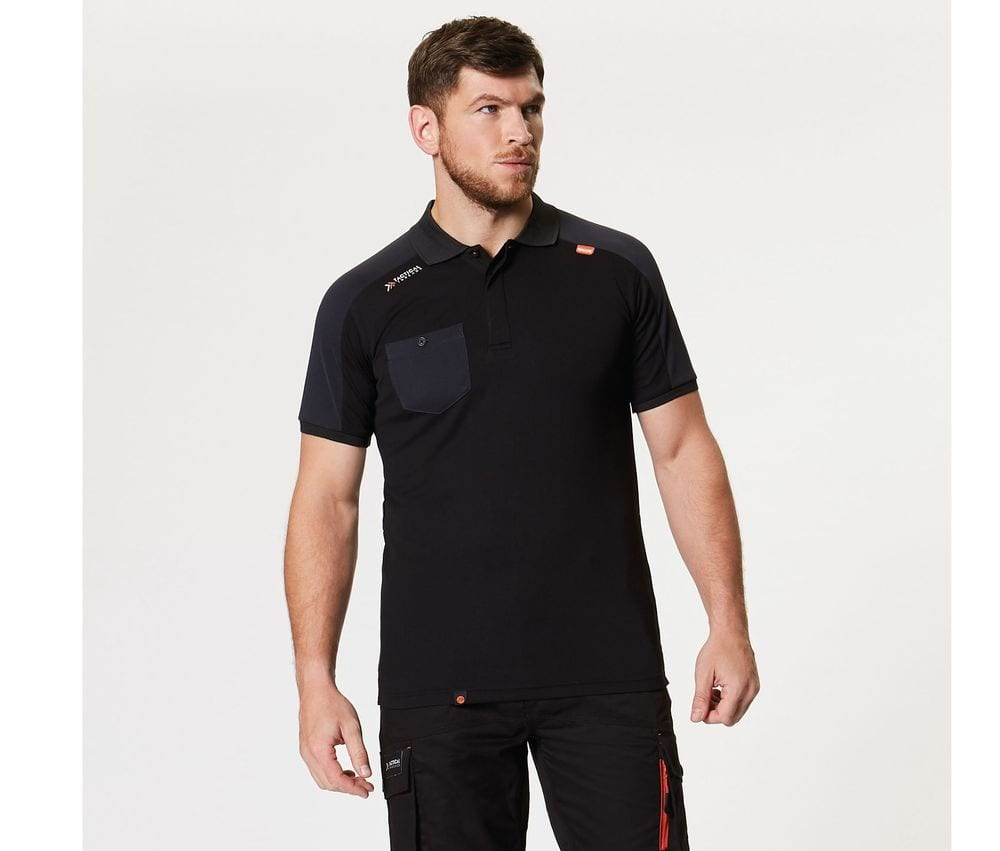 Regatta RGS167 - Offensive Breathable Polo Shirt