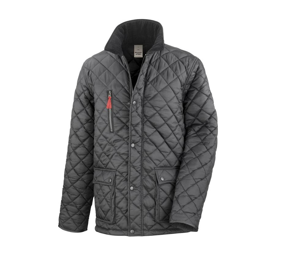 RESULT RS196 - Veste style cavalier