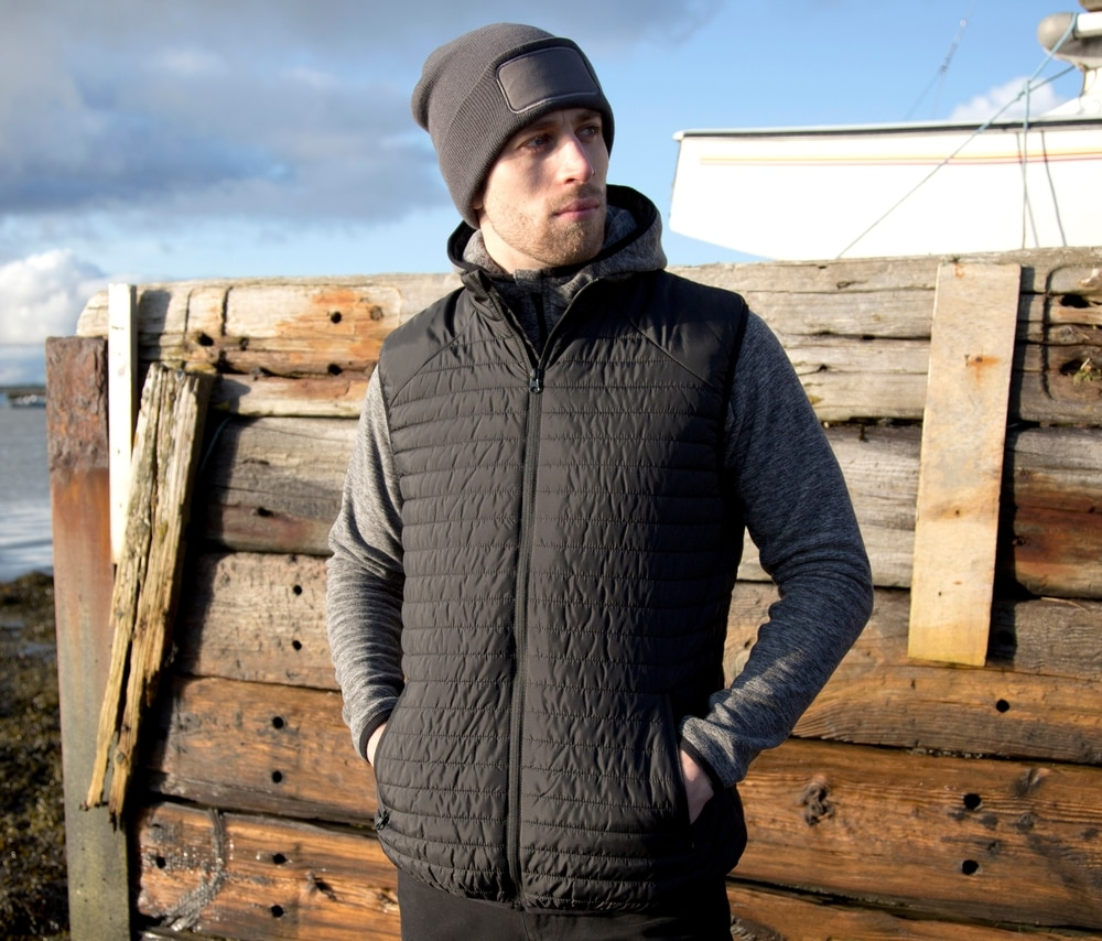 RESULT RS239 - Bodywarmer matelassé Thermoquilt
