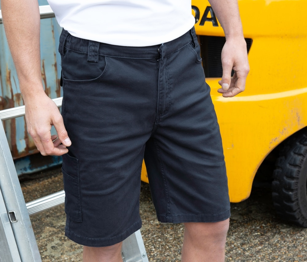RESULT RS471 - Short Chino Stretch