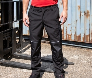 RESULT RS473 - SLIM SOFTSHELL WORK TROUSER