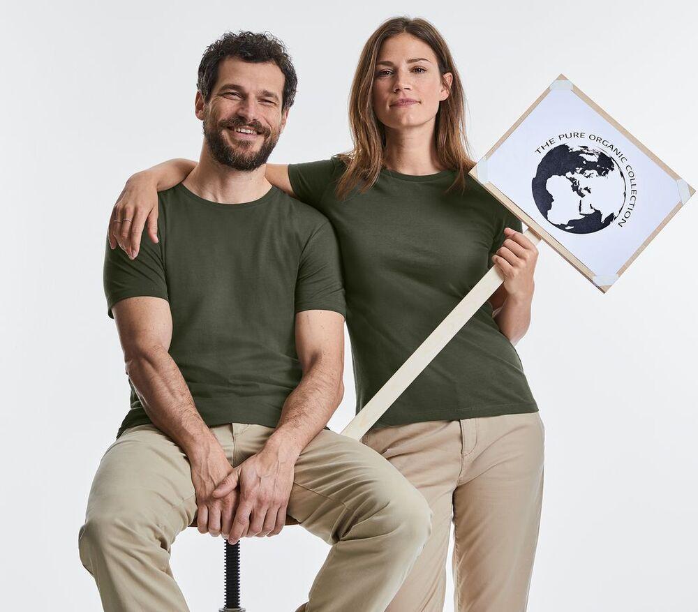 RUSSELL RU108F - Organic T-shirt woman