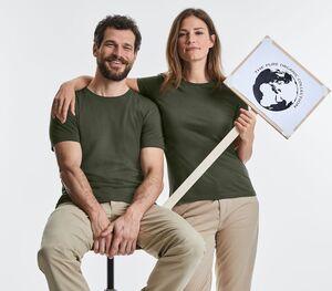 RUSSELL RU108F - T-shirt organique femme