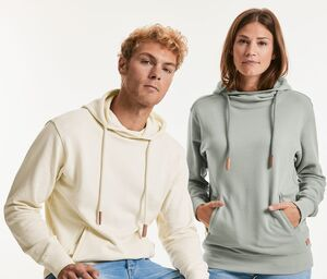 RUSSELL RU209M - Sweat capuche organique