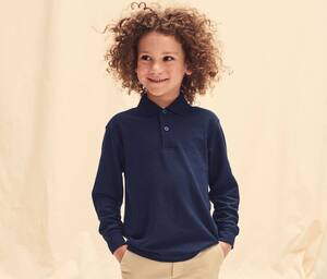 FRUIT OF THE LOOM SC3201 - Polo enfant