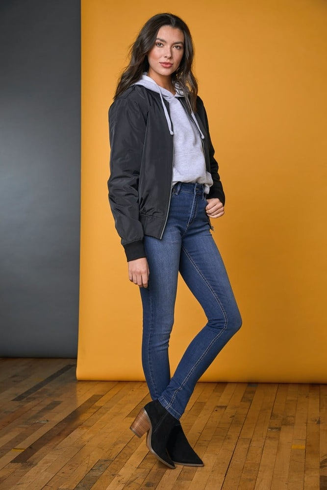AWDIS SO DENIM SD014 - Lara Jean skinny woman