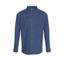 AWDIS SO DENIM SD040 - Denim Shirt Jack man