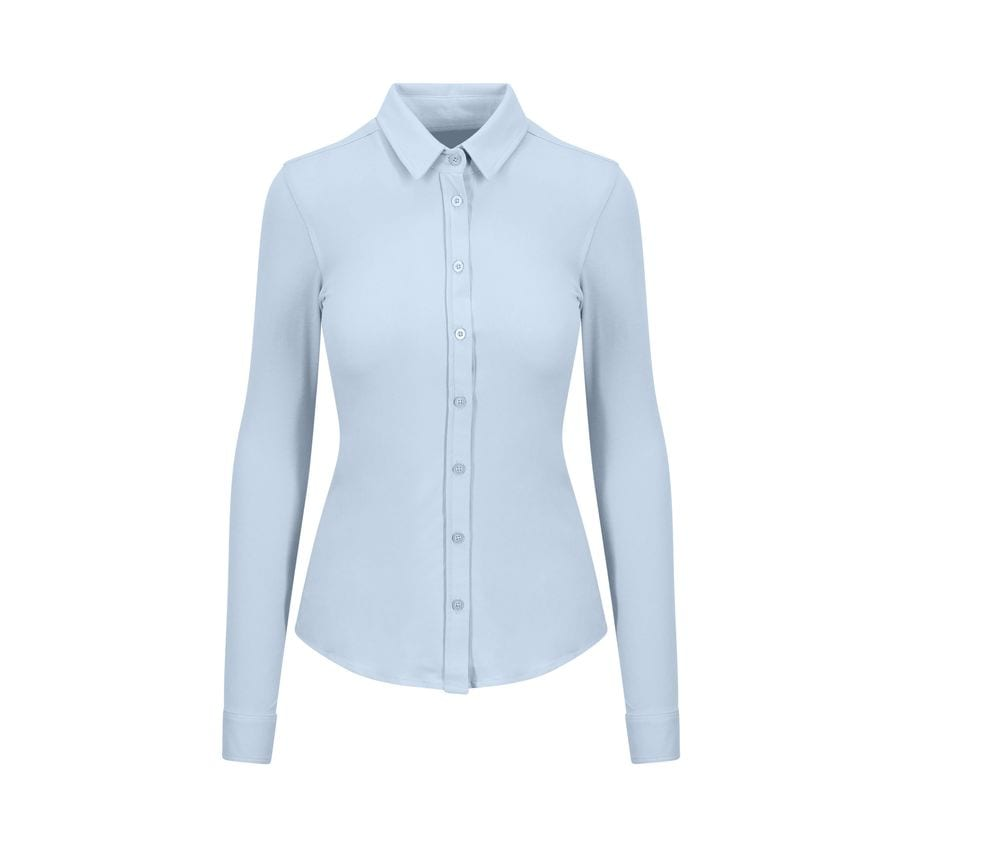 AWDIS SO DENIM SD047 - Shirt micro pique wife Anna