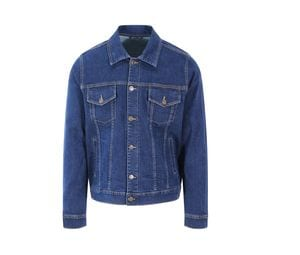 AWDIS SO DENIM SD060 - Jaqueta Jeans Noah