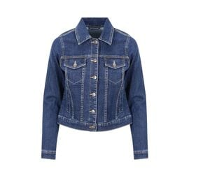 AWDIS SO DENIM SD065 - Jeansweste Olivia