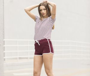 SF Women SK069 - Womens retro shorts