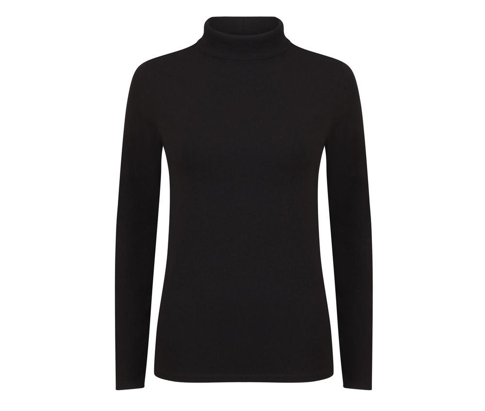 SF Women SK125 - Turtleneck t-shirt for women