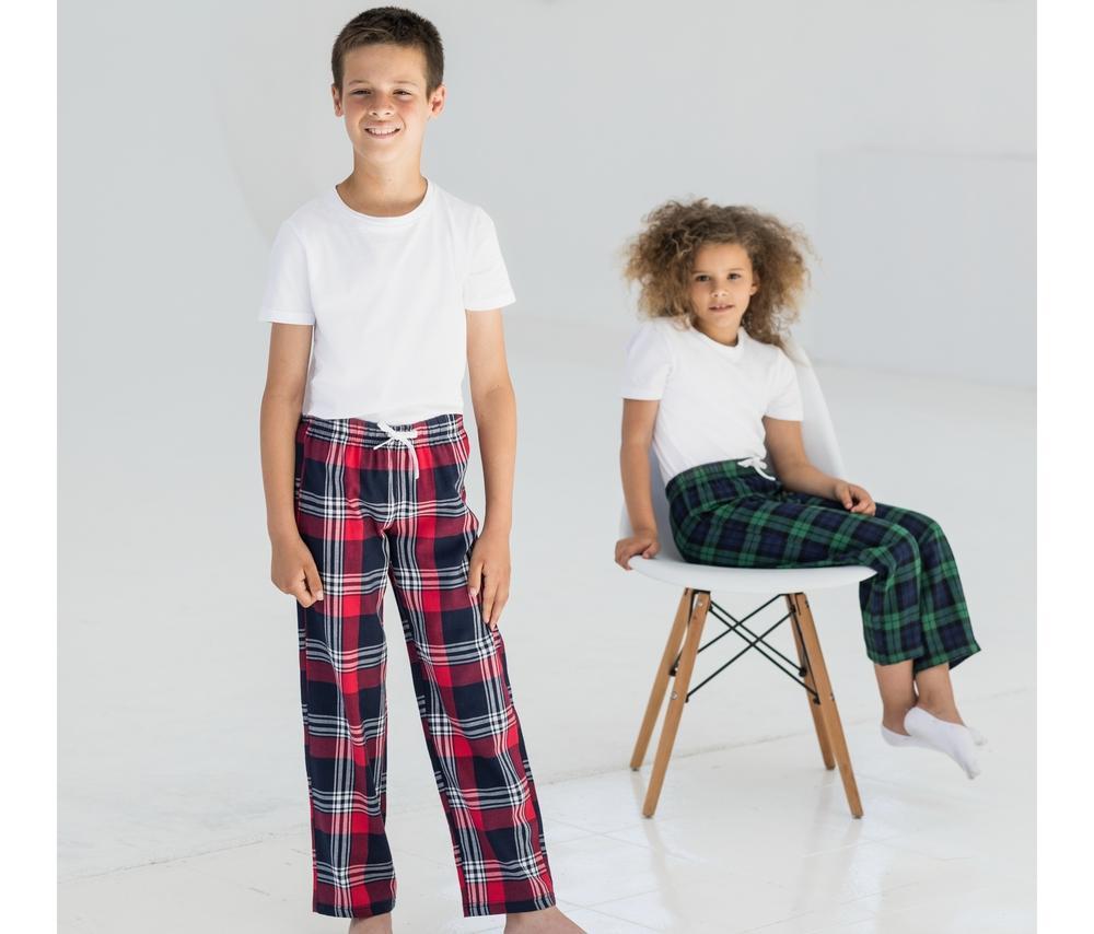 SF Mini SM083 - Pantalon de pyjama enfant