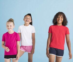 SF Men SM121 - Childrens stretch T-shirt