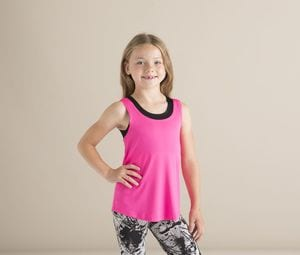 SF Mini SM241 - Childrens sports tank top