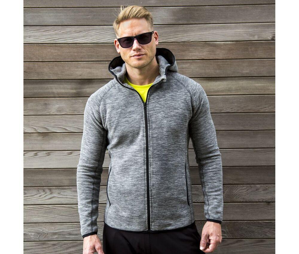 Spiro SP245M - Men's fleece sweatshirt