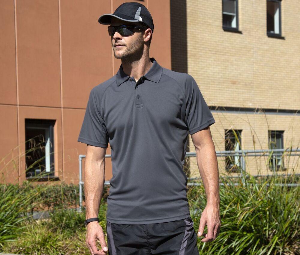 Spiro SP288 - AIRCOOL breathable polo shirt