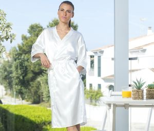 Towel city TC054 - Satin Robe