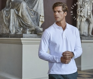 Tee Jays TJ1406 - Luxury stretch long sleeve polo Men